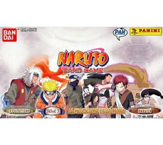 Naruto Mazzi La Maledizione Sabbia 12 pz - 2