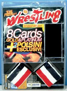 WWF Carte Gold + Polsini