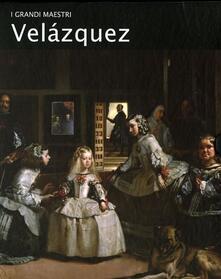 Velázquez. I grandi maestri Vol 20 - copertina