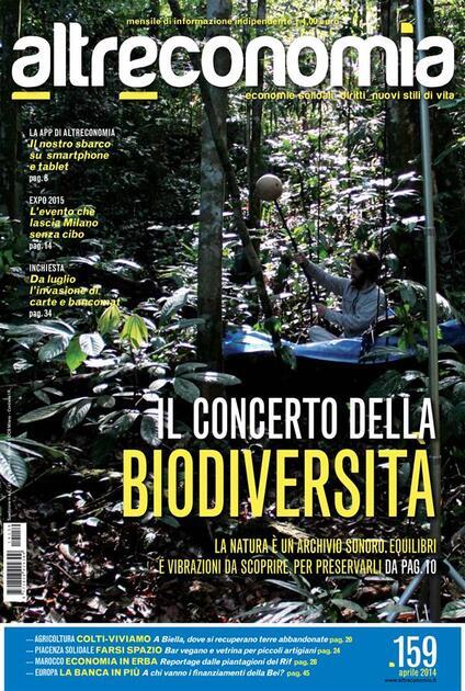 Altreconomia (2014). Vol. 158 - AA. VV. - ebook