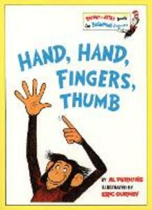 Hand, Hand, Fingers, Thumb - Al Perkins - cover