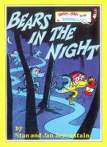 Libro inglese Bears in the Night Stan Berenstain , Jan Berenstain