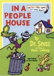 In a People House - Theo LeSieg - cover