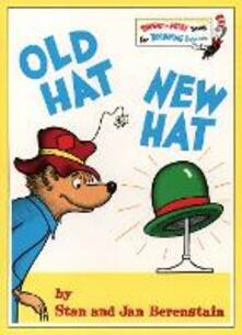 Old Hat New Hat - Stan Berenstain,Jan Berenstain - cover