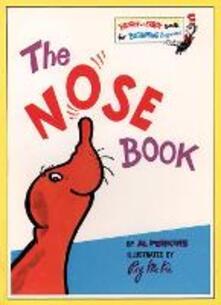 The Nose Book - Al Perkins - cover