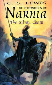 The Silver Chair - C. S. Lewis - cover