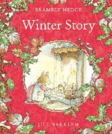 Winter Story - Jill Barklem - cover