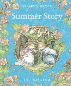 Summer Story - Jill Barklem - cover