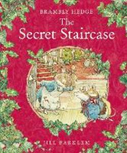 The Secret Staircase - Jill Barklem - cover