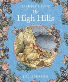 The High Hills - Jill Barklem - cover