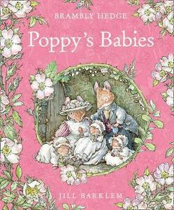 Poppy's Babies - Jill Barklem - cover