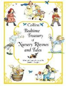 Libro in inglese Collins Bedtime Treasury of Nursery Rhymes and Tales  - Jonathan Langley