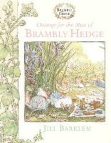 Outings for the Mice of Brambly Hedge - Jill Barklem - cover