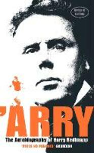 'Arry: An Autobiography - Harry Redknapp - cover