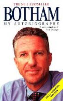 Botham: My Autobiography - Ian Botham - cover