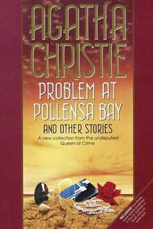 Problem at Pollensa Bay - Agatha Christie - cover