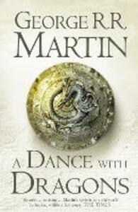 A Dance With Dragons - George R. R. Martin - cover