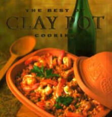 The Best of Clay Pot Cooking - Dana Jacobi - cover
