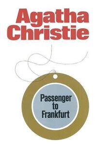 Passenger to Frankfurt - Agatha Christie - cover