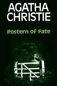 Postern of Fate - Agatha Christie - cover
