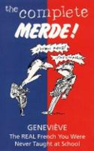 """The Complete Merde - """"Genevieve"""" - cover"""
