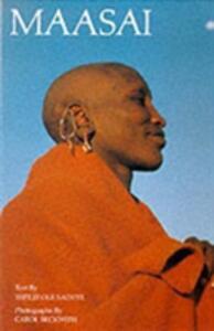 Maasai - Carol Beckwith,Angela Fisher - cover