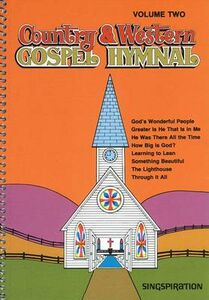 Libro in inglese Country & Western Gospel Hymnal V2