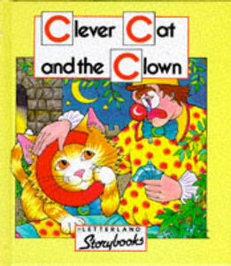Clever Cat and the Clown - Richard Carlisle - cover