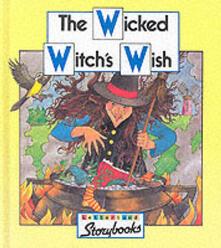 Wicked Witch's Wish - Jenny Samways - cover