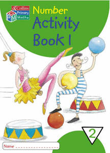 Collins Primary Maths - cover