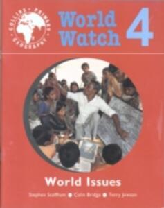 World Watch: World Issues - Stephen Scoffham,Colin William Bridge,Terry Jewson - cover