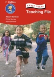 Science Directions -- Early Years Teaching File - Alison Norman - cover