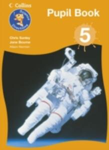 Science Directions - Year 5 Pupil Book - Chris Sunley,Jane Bourne - cover