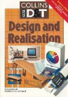 Design and Realisation - Colin Chapman,Mel Peace - cover