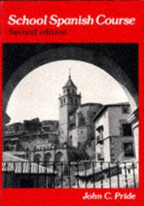 School Spanish Course - cover