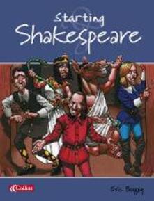 Starting Shakespeare - cover