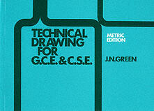 Technical Drawing GCE and CSE - cover