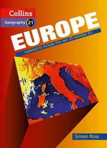 Libro in inglese Geography 21 (2) - Europe  - Simon Ross