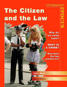 Citizenship in Focus - Keith West - cover