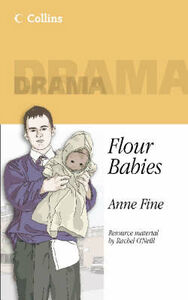Libro in inglese Flour Babies  - Anne Fine
