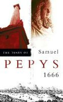 The Diary of Samuel Pepys: Volume VII - 1666 - Samuel Pepys - cover