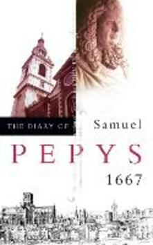 The Diary of Samuel Pepys: Volume VIII - 1667 - Samuel Pepys - cover