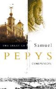 The Diary of Samuel Pepys: Volume X - Companion - Samuel Pepys - cover