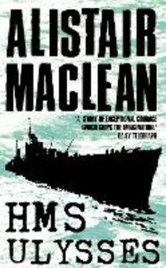 Libro in inglese HMS Ulysses  - Alistair MacLean