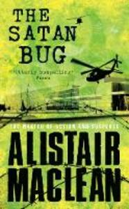 The Satan Bug - Alistair MacLean - cover