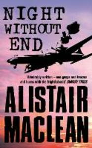 Night Without End - Alistair MacLean - cover