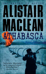 Athabasca - Alistair MacLean - cover