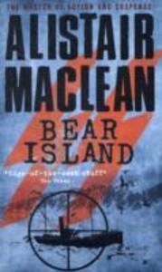 Bear Island - Alistair MacLean - cover