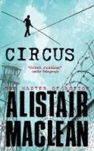 Circus - Alistair MacLean - cover
