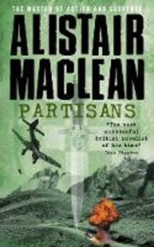 Partisans - Alistair MacLean - cover